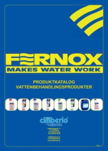 fernox-produktkatalog